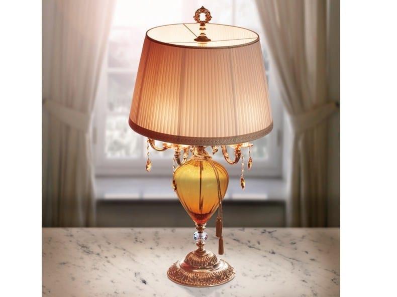 Table lamp IMPERO LG5 by Euroluce Lampadari