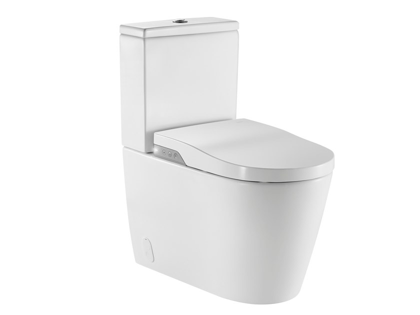 Close coupled Floor mounted toilet with bidet IN-WASH® INSPIRA by ROCA SANITARIO