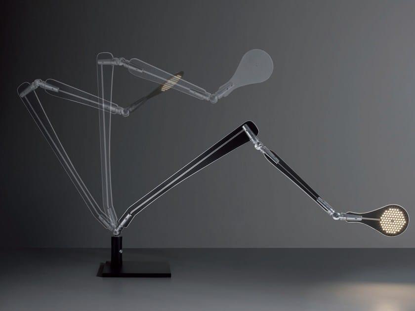 LED direct light desk lamp INA by Artemide