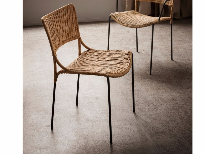 Bamboo chair INA | Chair by ELITE TO BE