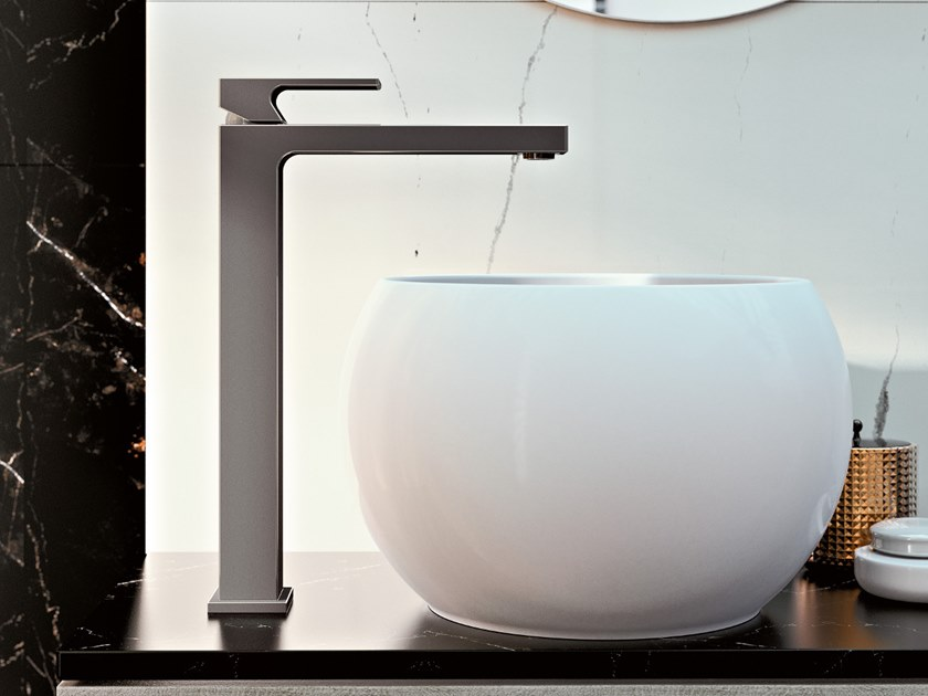 Countertop 1 hole washbasin mixer INCANTO | Washbasin mixer by Graff Europe West