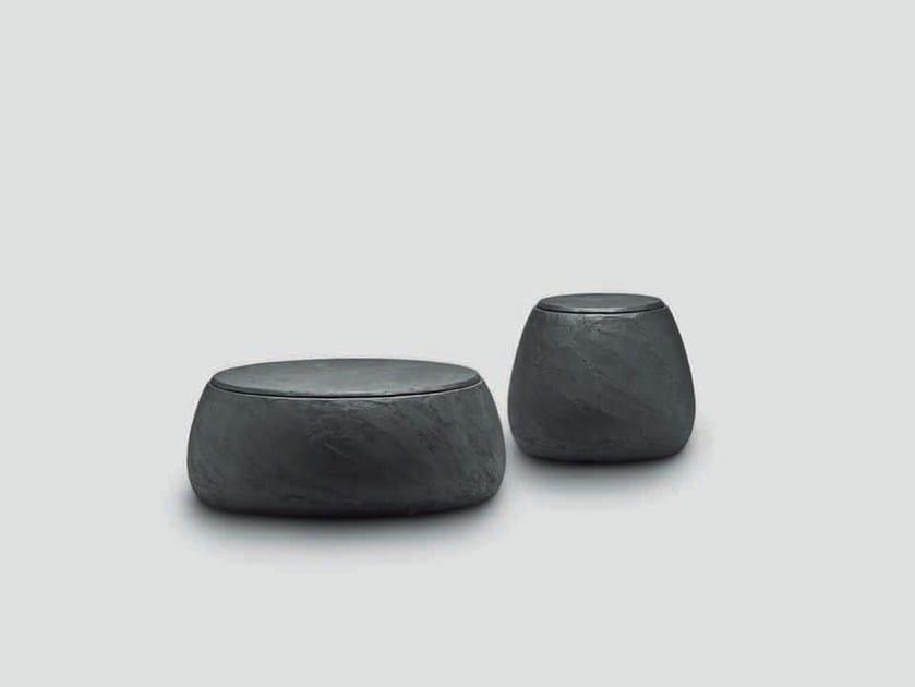 Polystyrene pouf INCONTRO by da a