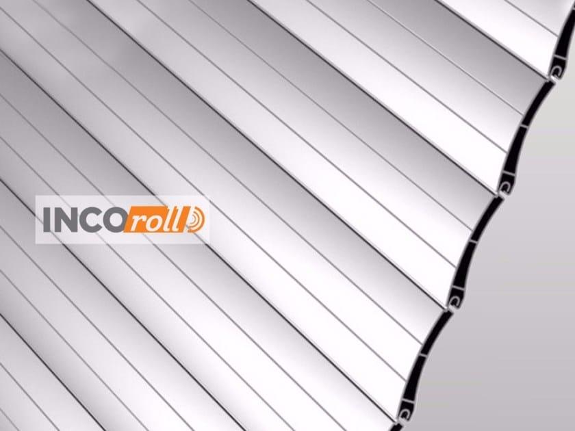 PVC roller shutter INCOROLL | PVC roller shutter by IN.CO.VAR.