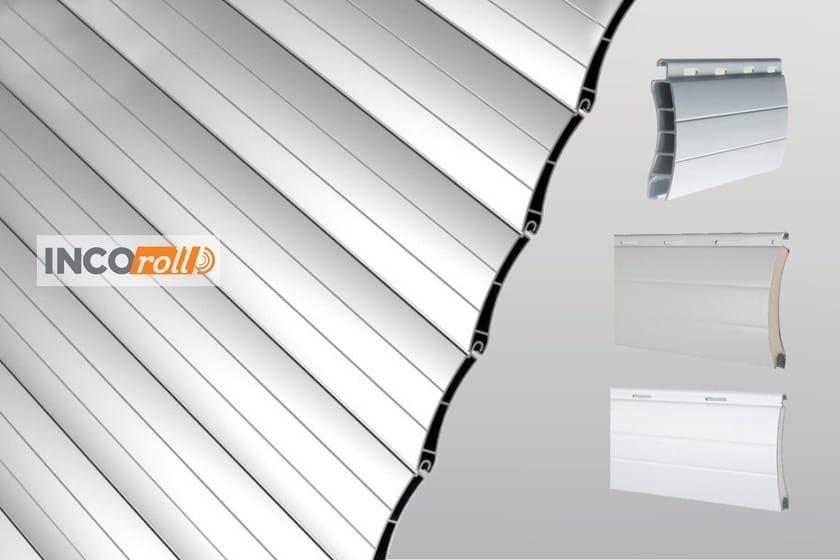 INCOROLL | Tapparella in acciaio
