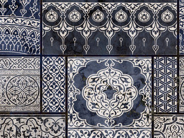 Wallpaper INDIAN CARPET by Tecnografica Italian Wallcoverings