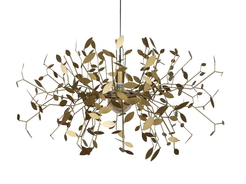 Metal pendant lamp INDIAN SUMMER by axis71