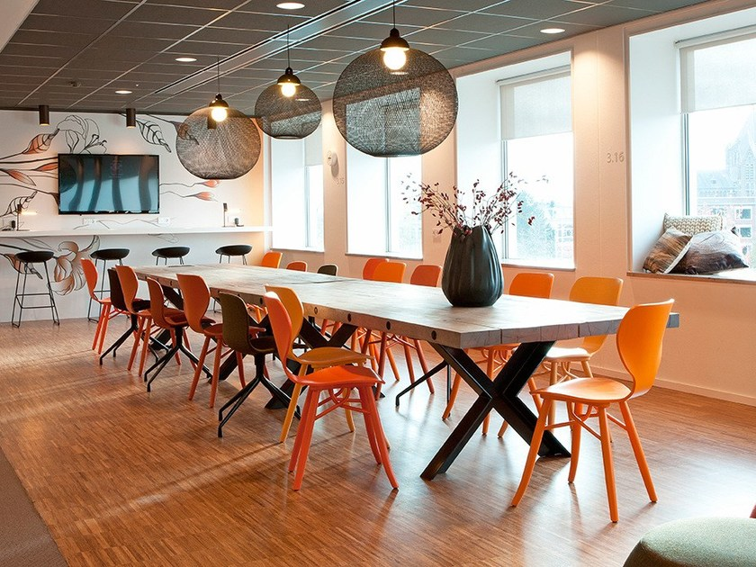 Bamboo flooring BAMBOO INDUSTRIALE HIGH DENSITY© by Moso International