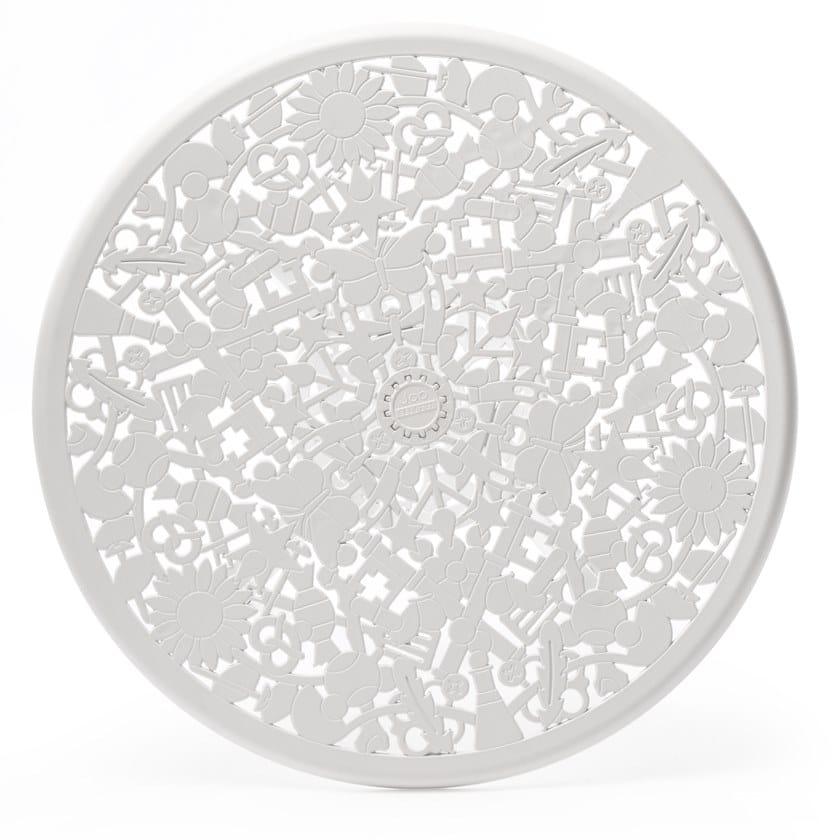 In Alluminio IndustryTavolo Rotondo Seletti QhsCrtd
