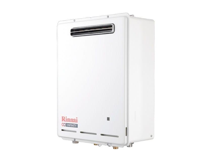 Gas water heater INFINITY 32e by Rinnai Italia