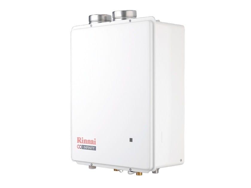 Scaldabagno professionale a gas da interno INFINITY 32i by Rinnai Italia