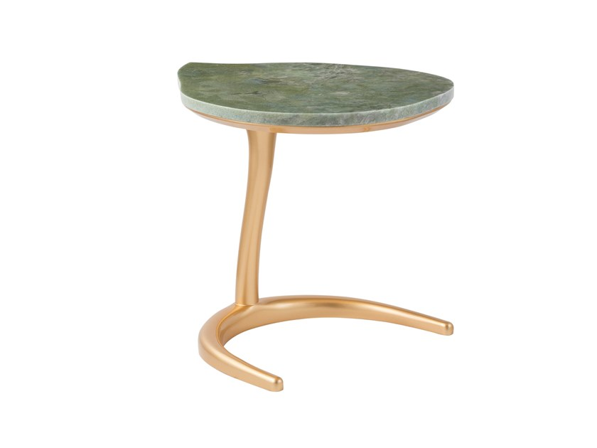 Marble high side table INFINITY | High side table by Green Apple