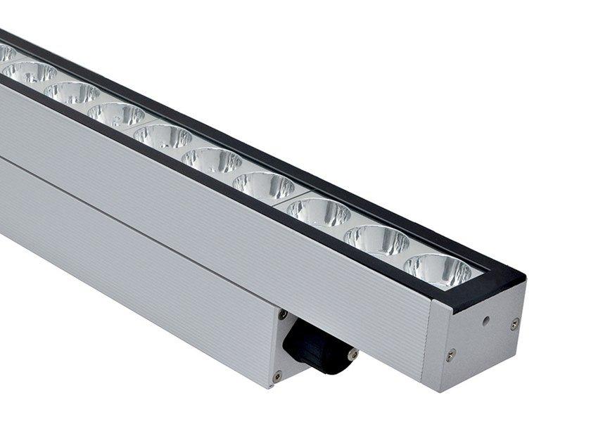 Wall washer a LED orientabile INFINTI by Aldabra