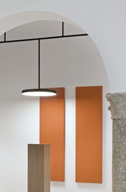 lampe sur rails en aluminium extrud infra structure by. Black Bedroom Furniture Sets. Home Design Ideas