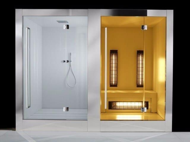 Infrared sauna Infrared cabin by CARMENTA