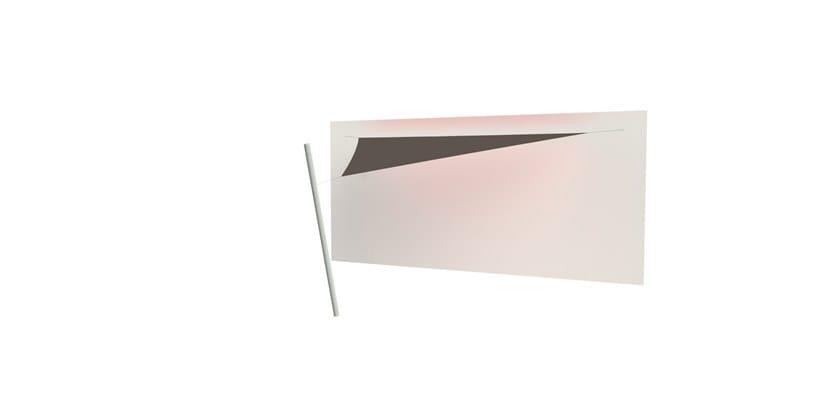 Ingenua triangle shade sail Taupe
