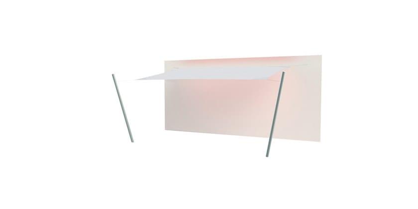 Ingenua rectangle shade sail Natural