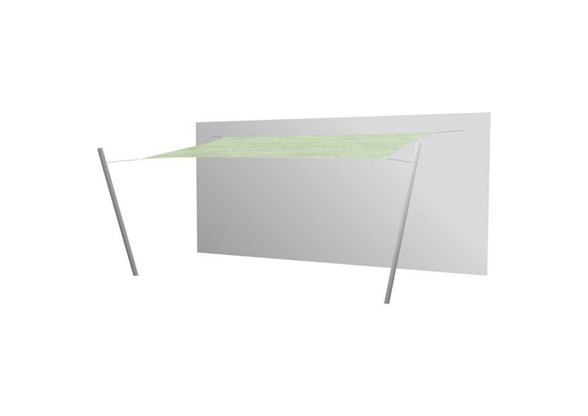 Ingenua rectangle shade sail Mint