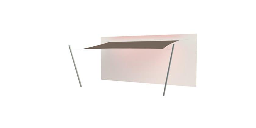 Ingenua rectangle shade sail Taupe