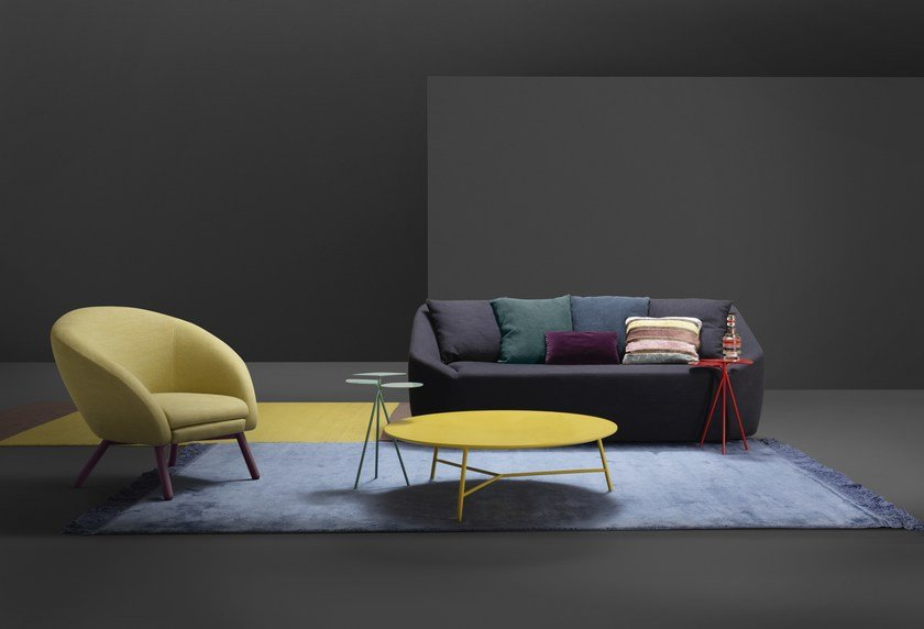 Sofa with removable cover INLINE | Sofa by MY home collection