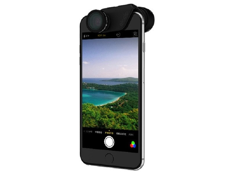 Smartphone lens INM110 | ACTIVE LENS by Olloclip
