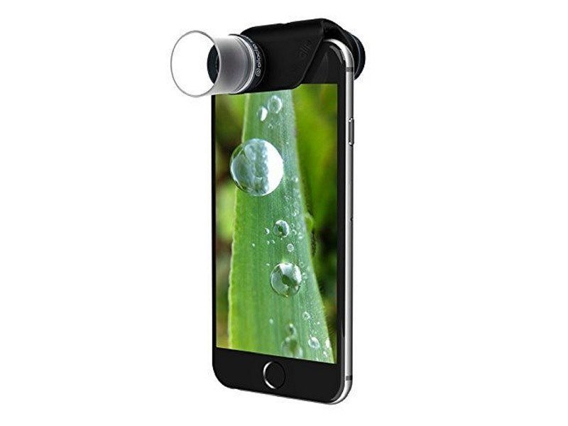 Smartphone and tablet accessory INM252 | MACRO 3 IN 1 LENS by Olloclip