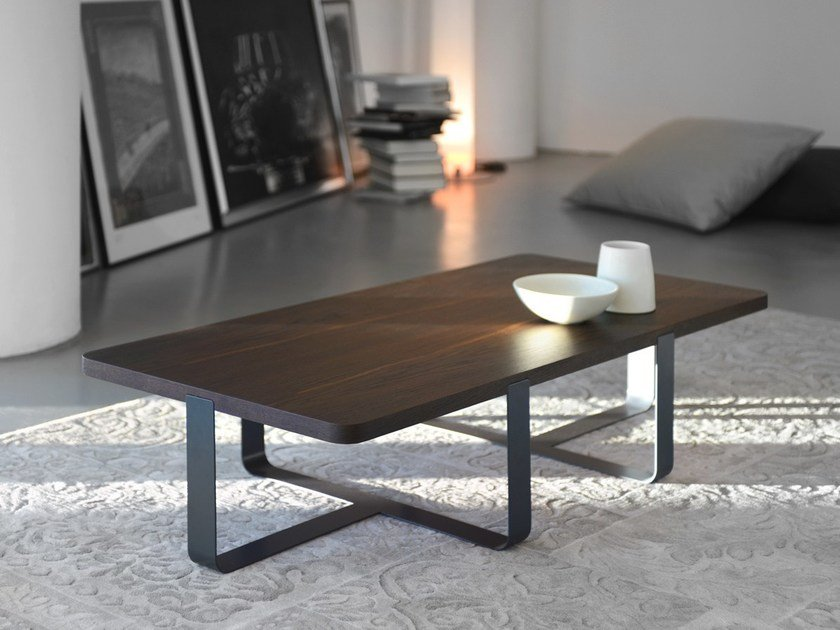 Rectangular coffee table INN2 by meme design