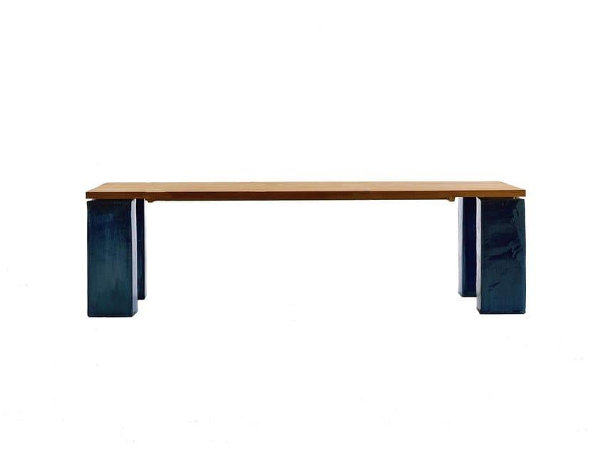 Rectangular table INOUT 34 by Gervasoni