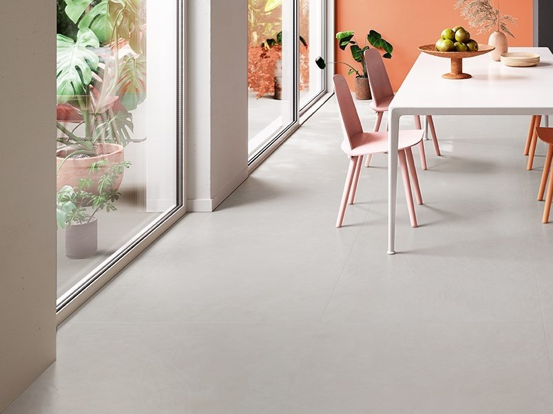 Porcelain stoneware wall/floor tiles with resin effect INSIDEART PEARL by CERAMICA SANT'AGOSTINO