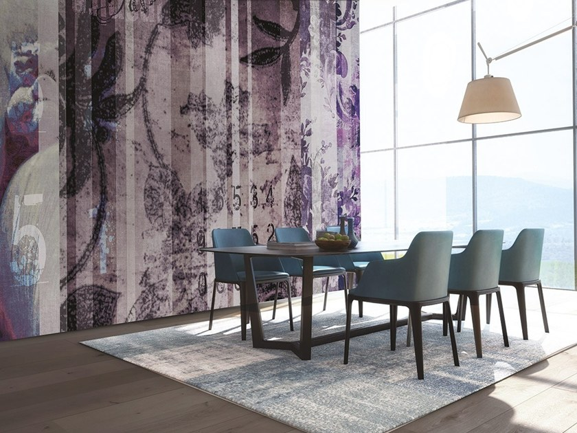 Vinyl or fyber glass wallpaper INSPIRE DAVID by N.O.W. Edizioni