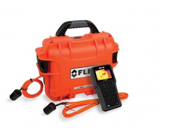Measurement, control, thermographic and infrared instruments INTELLIROCK III by FLIR Systems
