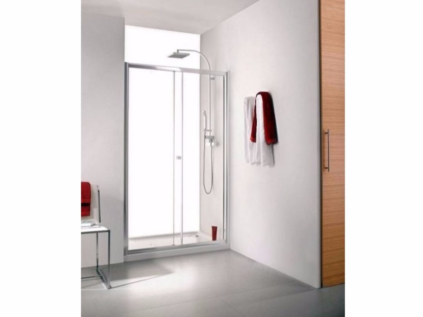 Niche glass shower cabin INTER 8 by Systempool