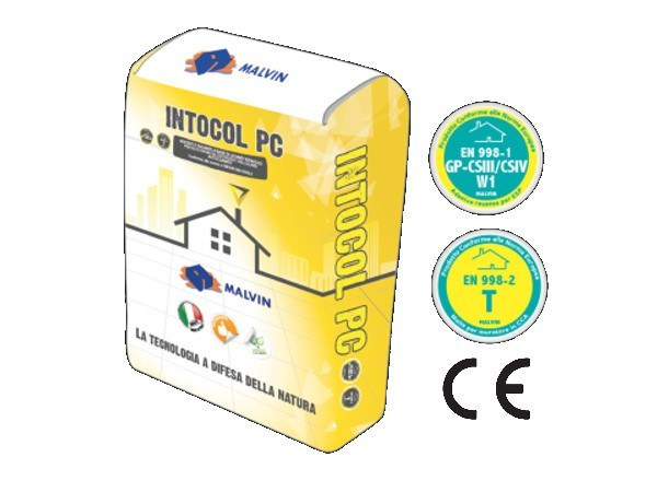 Smoothing compound INTOCOL PC by malvin