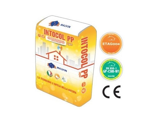 Smoothing compound INTOCOL PP LIGHT by malvin