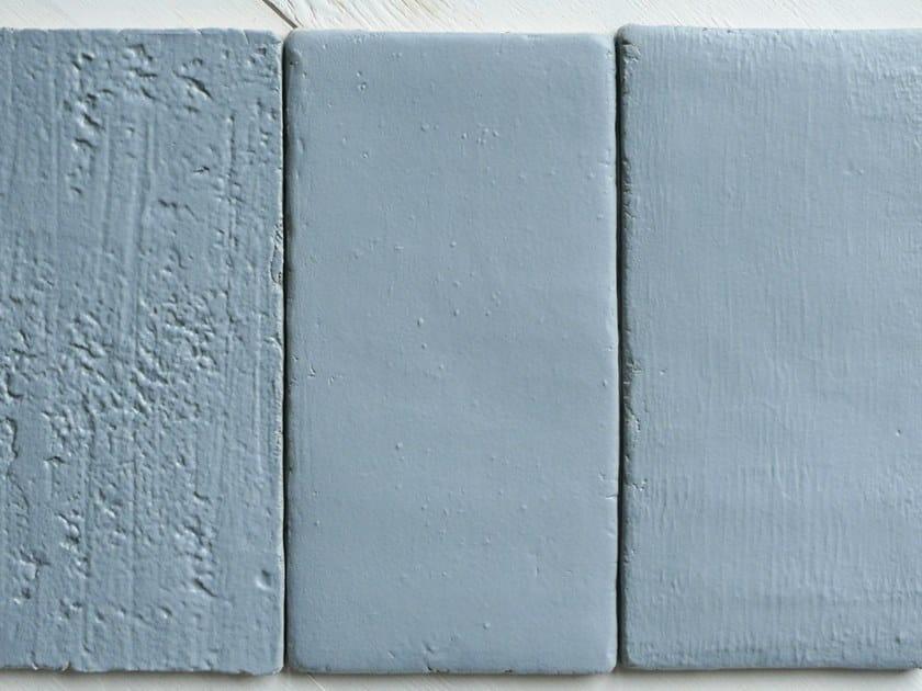 Faïence wall tiles INTONACO 15x30 by Danilo Ramazzotti