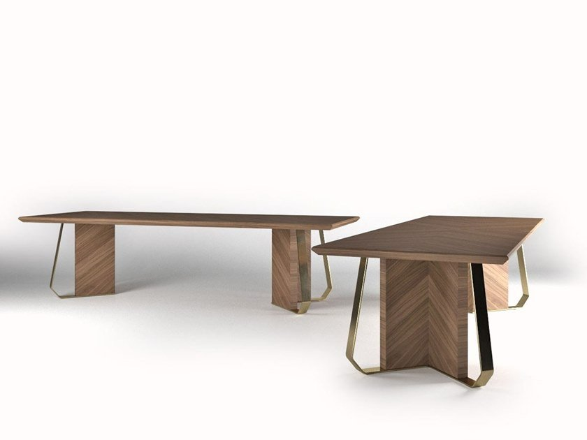 Rectangular dining table INTRIGUE   Table by Scandal