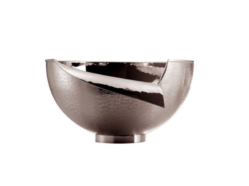 Silver bowl INTUIZIONI | Silver bowl by ZANETTO
