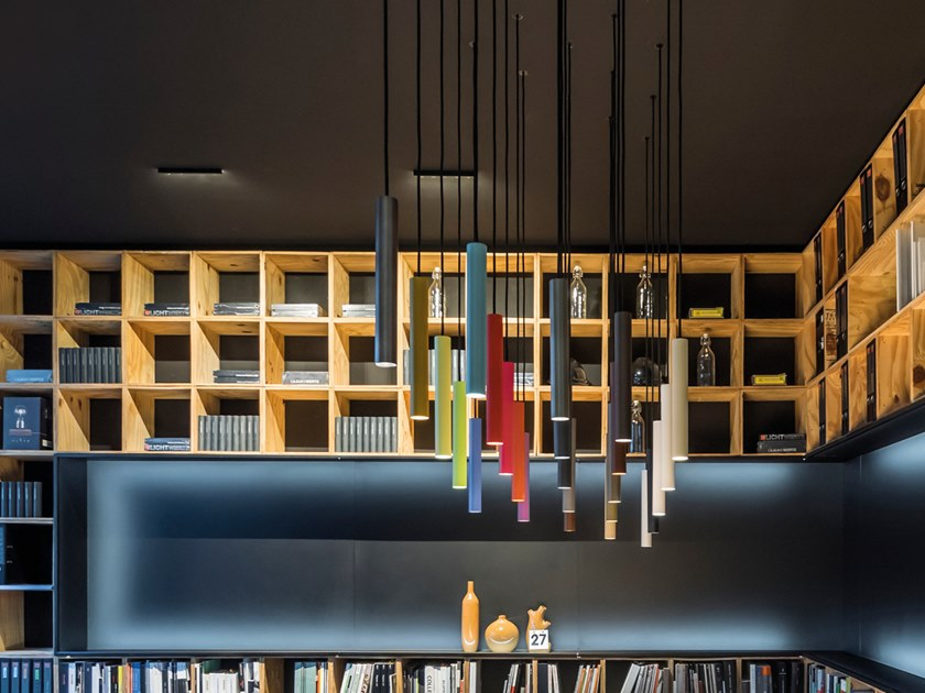 LED pendant lamp INVADER HANGOVER by PROLICHT