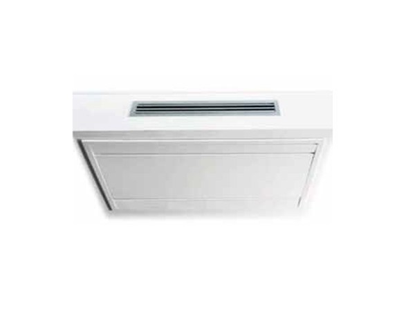 Floor-standing fan coil unit INVISIBLE INVERTER | Ceiling mounted fan coil unit by RIELLO