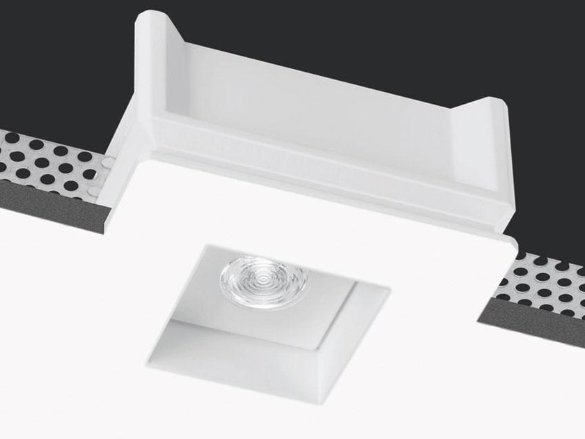 LED recessed spotlight INVISILED by Buzzi & Buzzi