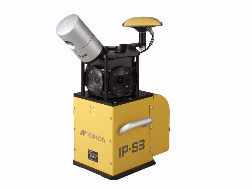 Instrument for topographic and geodetic survey IP-S3 by Topcon
