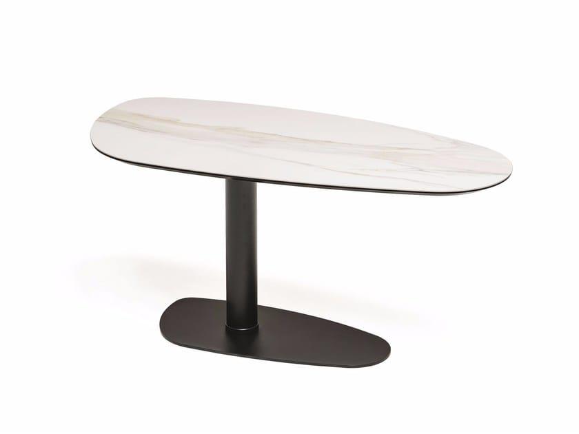 Ceramic table IPANEMA KERAMIK by Cattelan Italia
