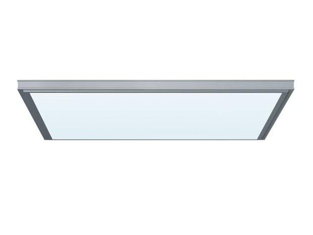 LED direct light ceiling lamp IPLAN | Ceiling lamp by iGuzzini
