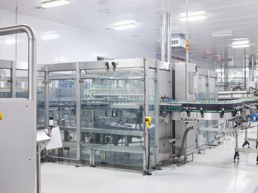 Resin industrial flooring IPM BASIC SYSTEMPOX | Resin industrial flooring by IPM Italia
