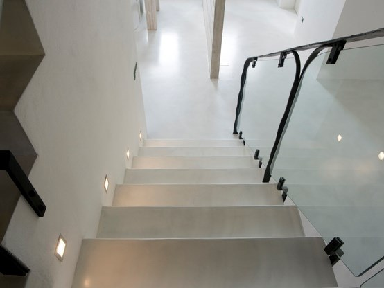 Resin continuous flooring IPM CULT by IPM Italia