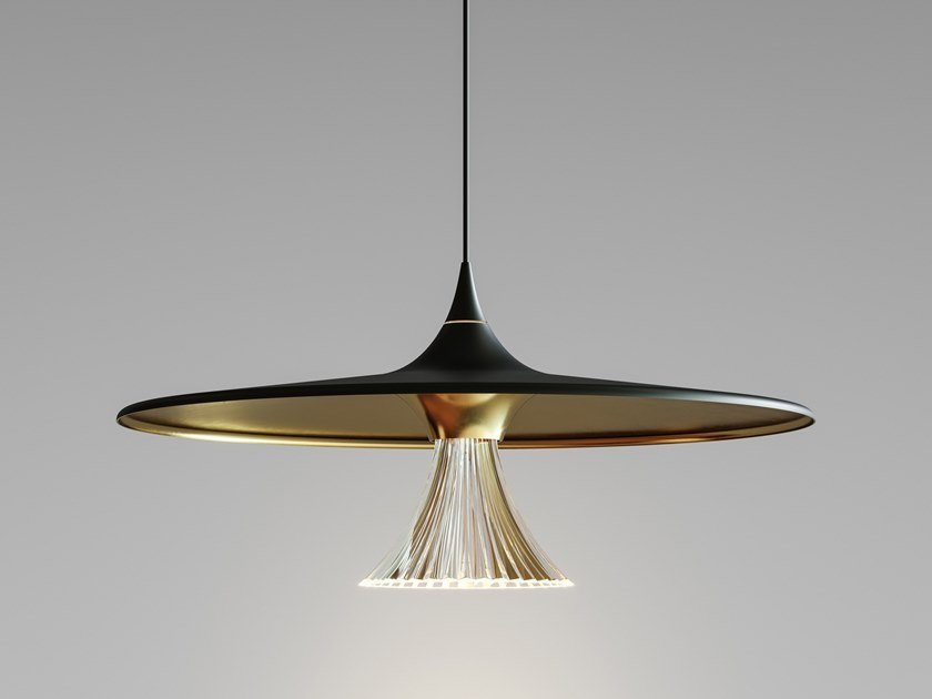 LED direct light methacrylate pendant lamp IPNO | Pendant lamp by Artemide