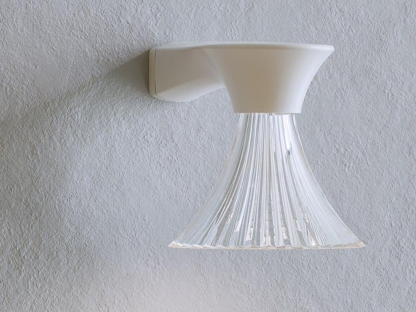 LED direct light methacrylate wall lamp IPNO | Wall lamp by Artemide