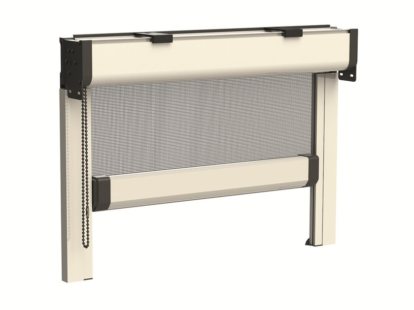 Sliding vertical insect screen IRENE 75 by Mv Line