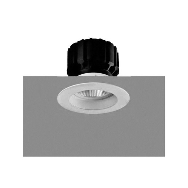 LED recessed adjustable spotlight INLUX ITALIA - IRIDE 35 ADJ by NEXO LUCE