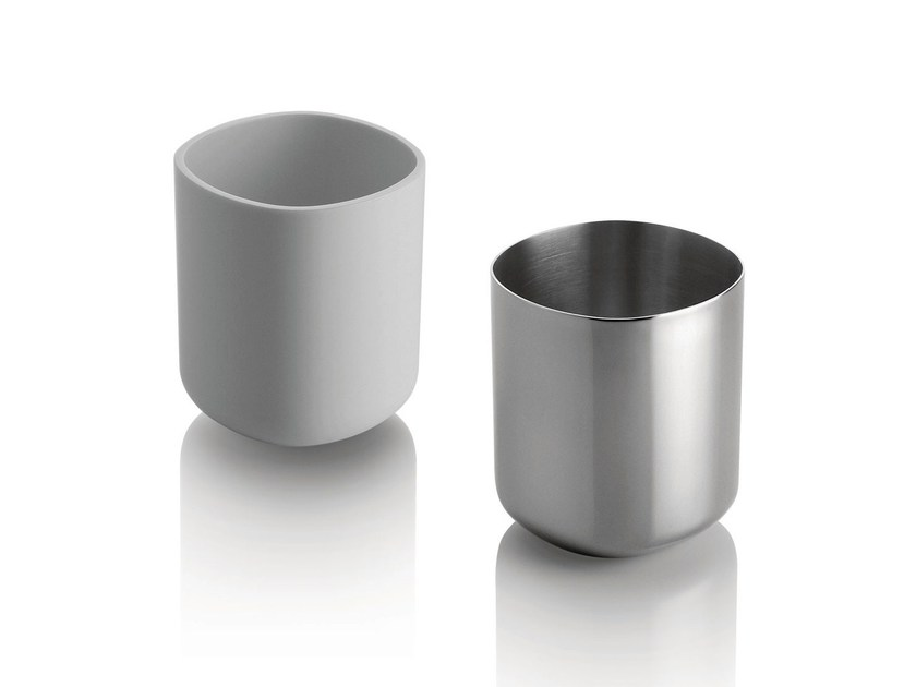 Toothbrush holder BIRILLO by Alessi