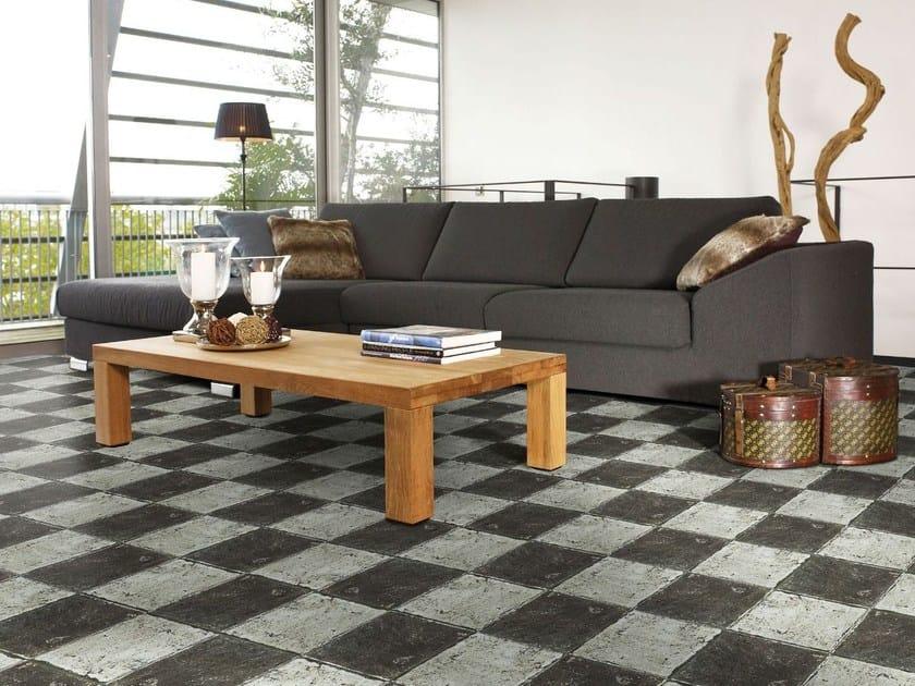 Indoor/outdoor ceramic wall/floor tiles IRON by Absolut Keramika
